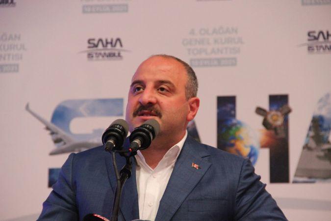"""Bakan Varank'tan CHP'ye tepki: """"Madem Yunanistan'ın tezlerini savunuyorsunuz gidin Yunanistan'da siyaset yapın"""""""