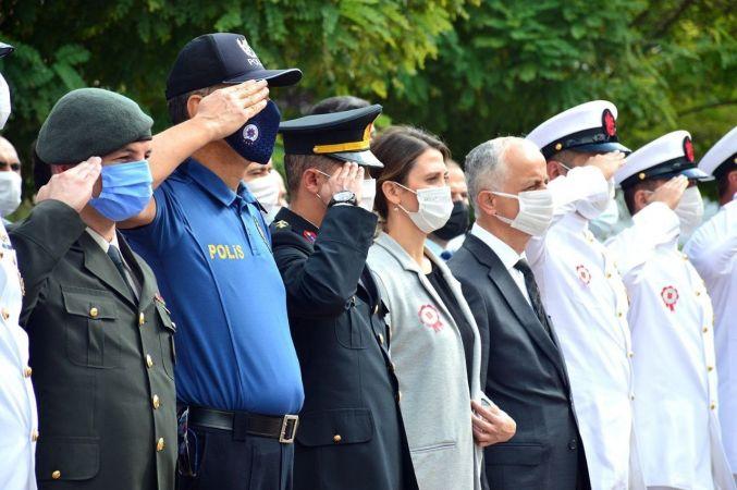 Gaziler Günü'nün 100'üncü yılı Karasu'da coşkuyla kutlandı