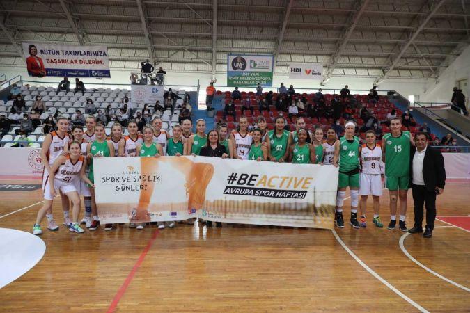 Leyla Atakan Kupası Galatasaray'ın oldu