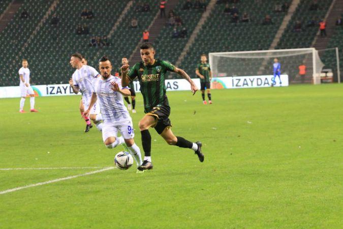 TFF 1. Lig: Kocaelispor: 1 - Tuzlaspor: 0