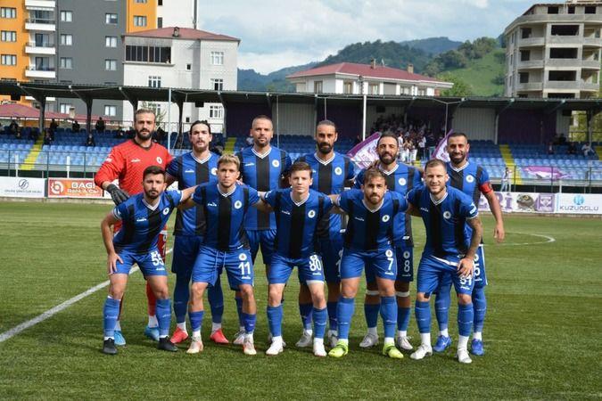 TFF 3.lig temsilcimiz Hendekspor deplasmanda Artvin Hopaspor'un konuğu oldu.