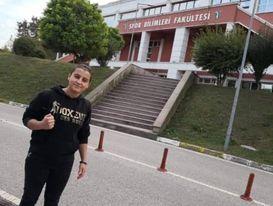 Özgenur AVCIL Üniversite Eğitim Hayatına yeniden başlayacak