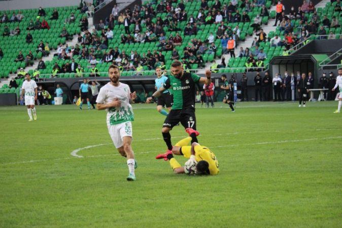 TFF 2. Lig: Sakaryaspor: 1 - Bodrumspor: 0