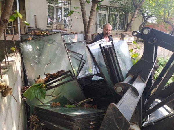İzmit Belediyesi her ay 150 ton atık cam topluyor