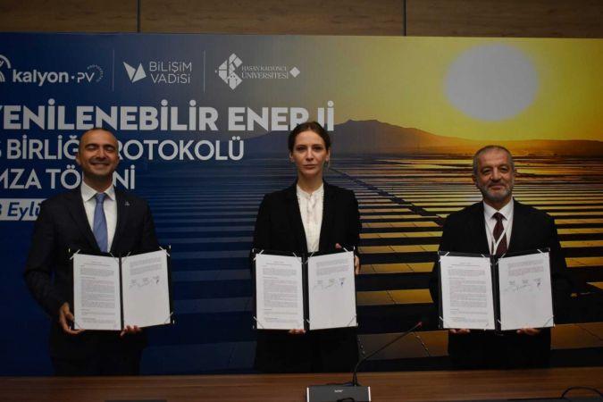 Bilişim Vadisi enerjisini yerli güneş panelleri ile üretecek