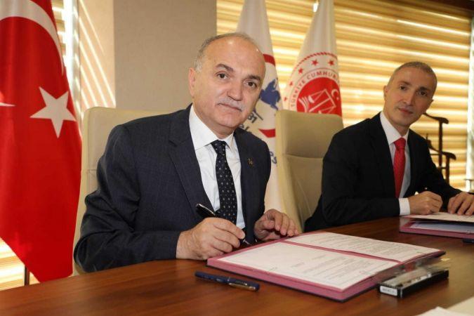 Mağdur vatandaşlar için araç takviyesi protokolü imzalandı