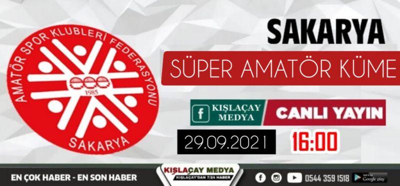 Sakarya Süper Amatör Lig Kura Çekimi Bugün / Canlı Yayında Olacak...