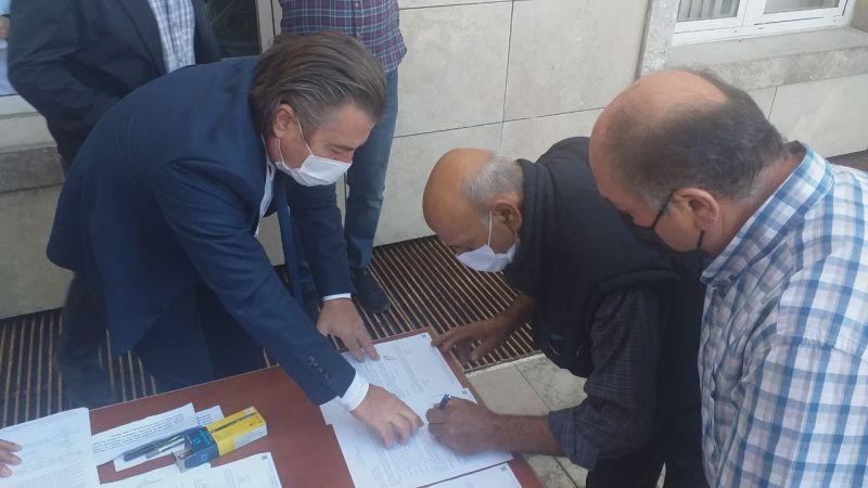 Akçakoca'da kadastro yenileme çalışmaları başlıyor