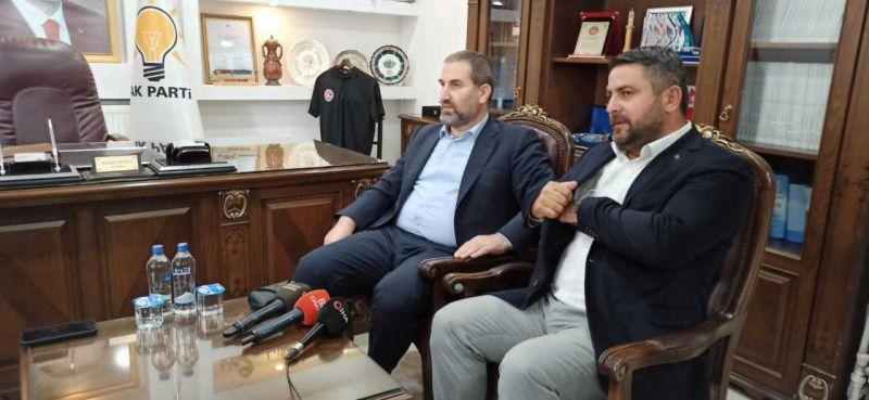 AK Parti Genel Başkan Yardımcısı Şen, anket sonuçlarını değerlendirdi