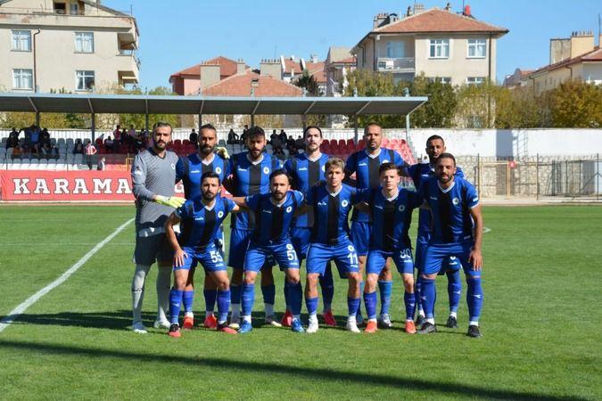 Karaman Belediyespor:0 Hendekspor:0