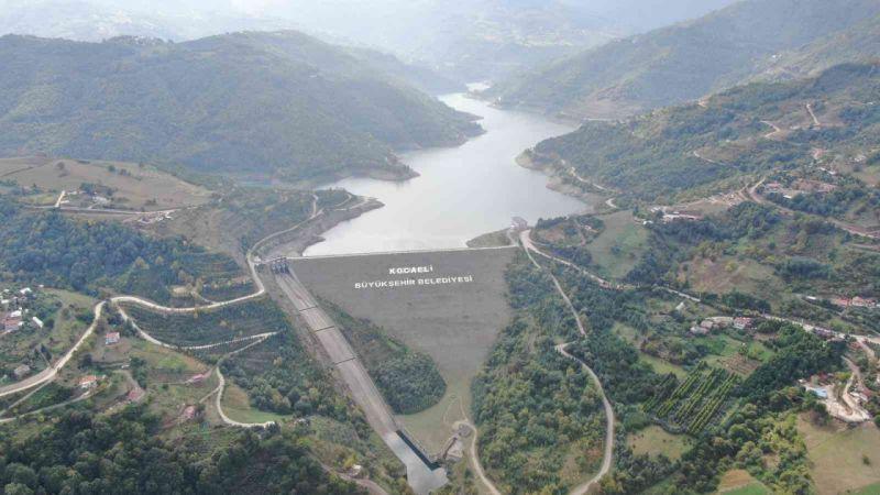 Sanayi şehrinin su deposunda seviye yüzde 52'ye düştü