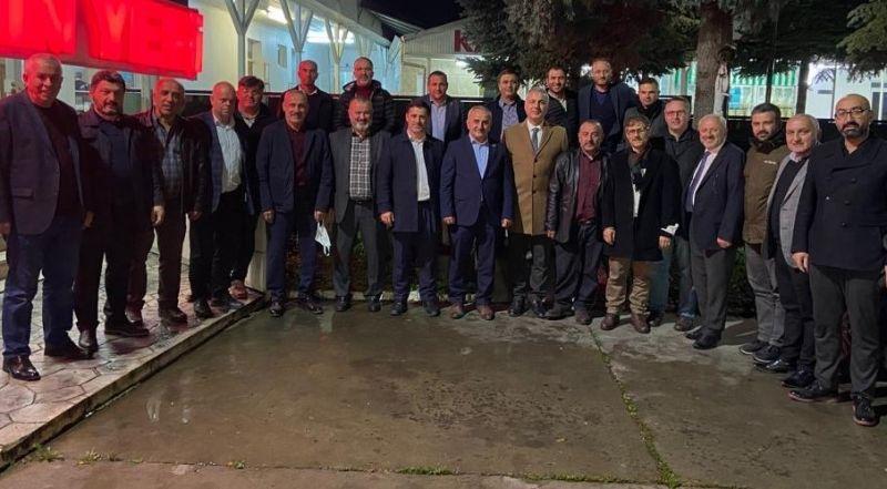 MHP VE AK PARTİ HENDEK'TE TEK YUMRUK OLDU