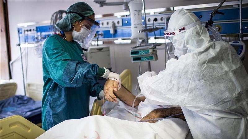 7 bin 550 yeni vaka, 168 kişi yaşamını yitirdi!