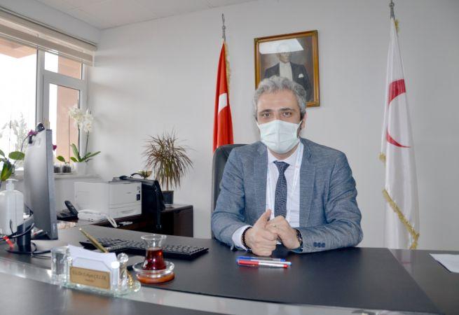 Karamürsel Devlet Hastanesi Başhekimi Çelik, vatandaşlara tedbirlere uymaları çağrısı yaptı