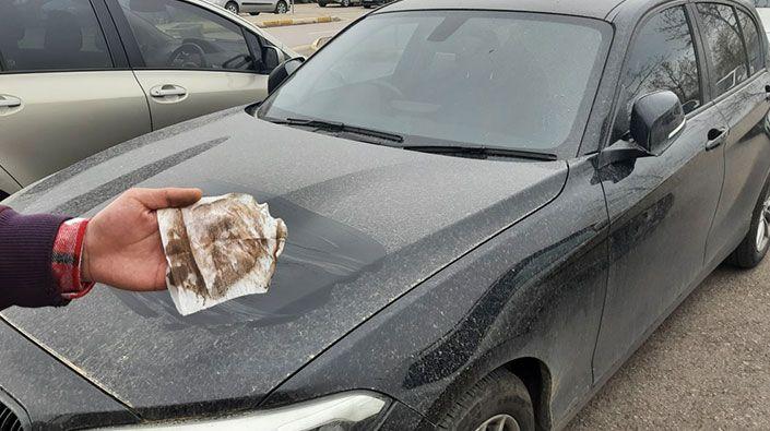 Kocaeli'ne çamur yağdı!