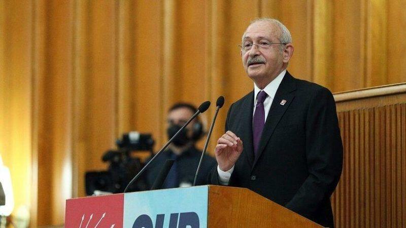Kılıçdaroğlu: 128 milyar dolar arka kapıdan birilerine peşkeş çekildi