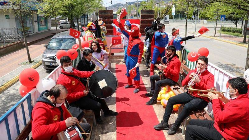 İzmit Belediyesi 23 Nisan'ıcoşkuyla kutlayacak