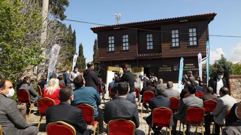 Kocaeli'de Tavşancıl evleri restore edilecek