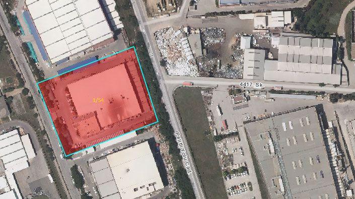 30 milyon TL'lik fabrika icradan satılık!