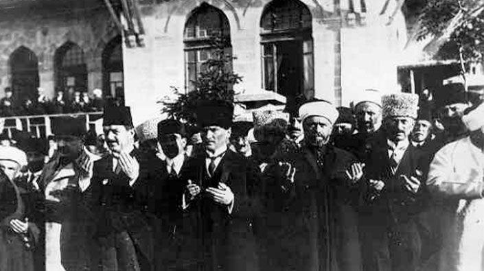 Milletin kaderi 101 yıl önce bugün değişti