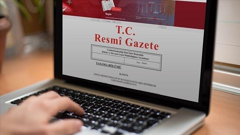 Kısa çalışma ödeneği kararı Resmi Gazete'de