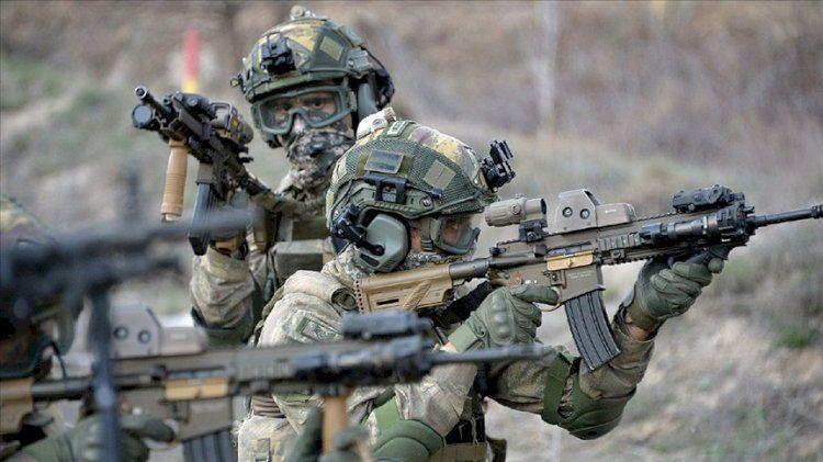 Mehmetçik terör hedeflerini vuruyor… PKK'ya karşı büyük operasyon başladı!