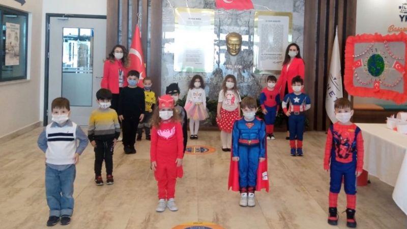 BİLNET'te 23 Nisan'a yakışan coşkulu kutlama