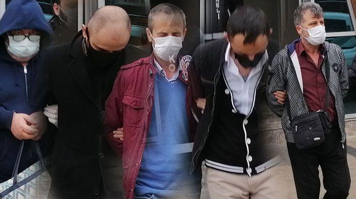 Yaşlı adamı para için öldürmüşler… Korkunç cinayette 5 kişi tutuklandı!