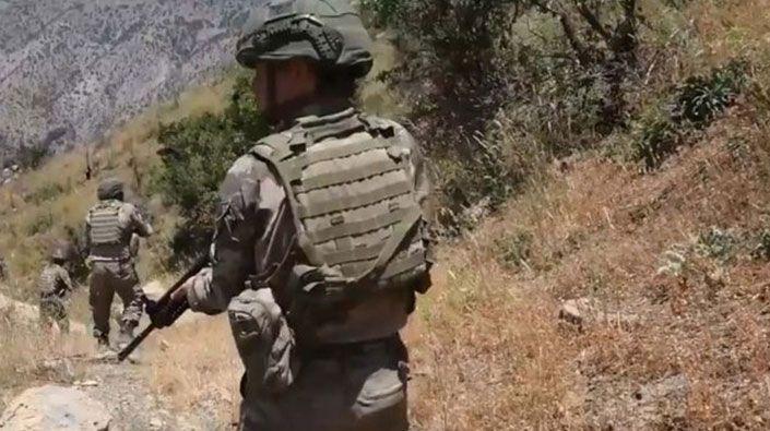"""""""Pençe-Şimşek harekatından acı haber… Bir askerimiz şehit oldu!"""