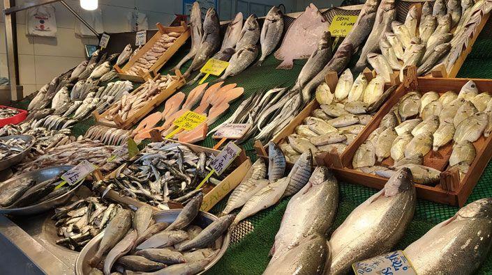 Yasak başladı, balık fiyatları zirveyi gördü!