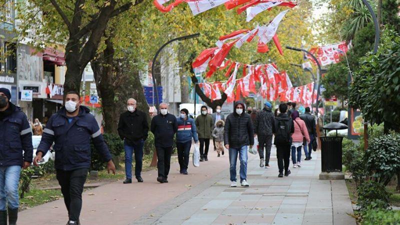 Kocaeli'de günde 2000 kişi koronavirüse yakalanıyor!