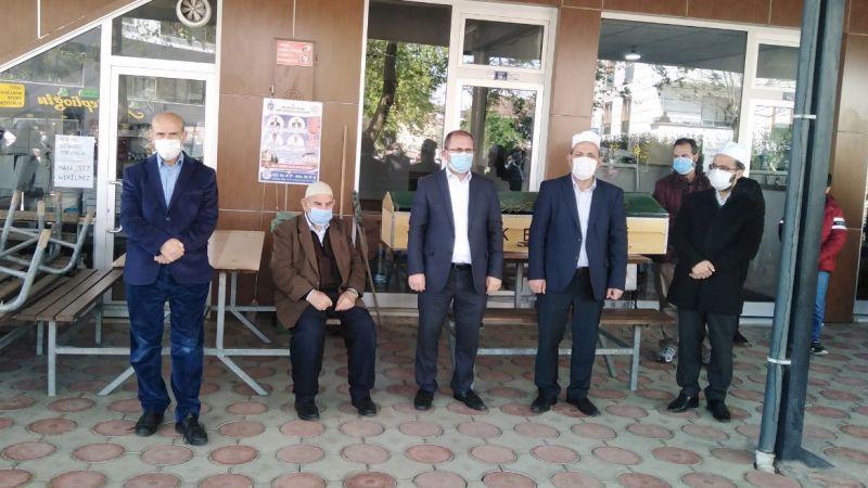 Çanakkale İl Müftü Yardımcısı Nizamettin Doğan Kocaeli'nde defnedildi