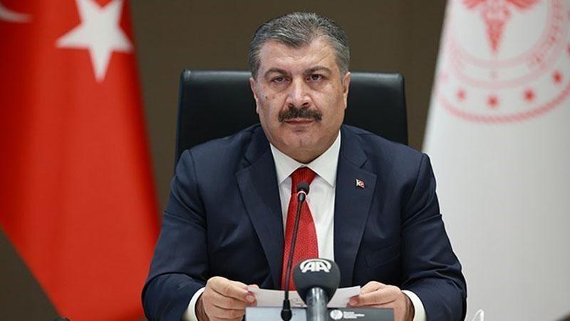 Koca: Üretimden önce bir miktar Sputnik V aşısı Türkiye'ye gelecek