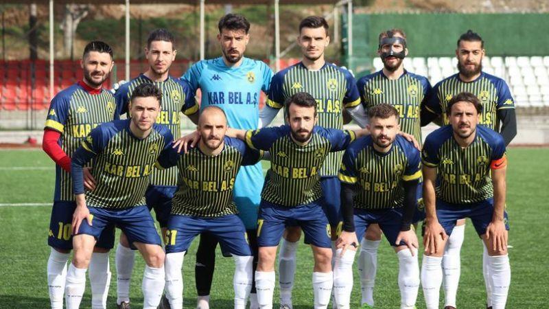 Karamürsel Kadıköy'ü dağıttı; 5-0