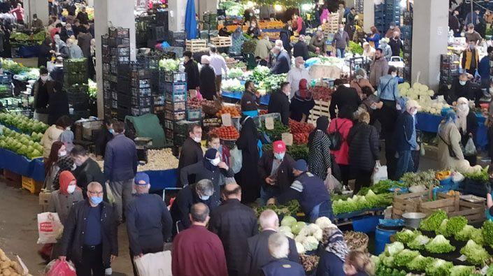 İzmit'te pazarların günleri değişti