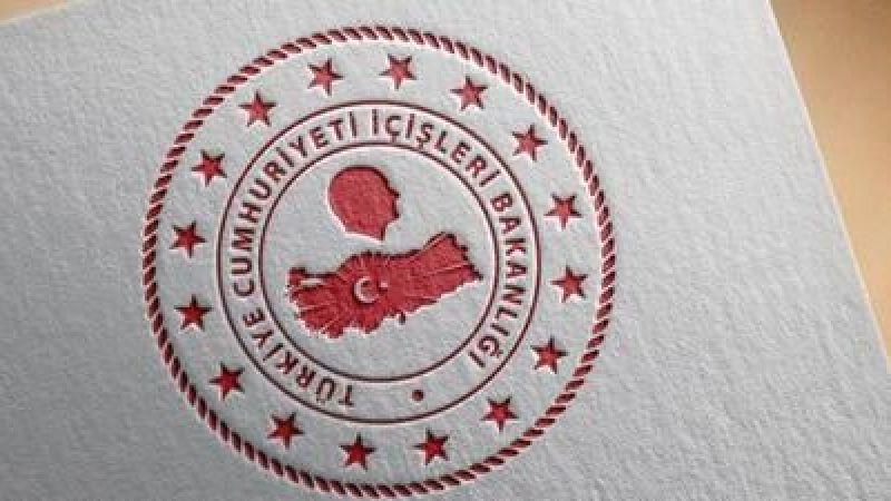 İçişleri Bakanlığı'ndan 81 il valiliğine ek genelge