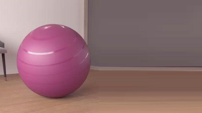 Dilovası Belediyesi'nden vatandaşa müthiş hizmet… Pilates topu dağıttı!