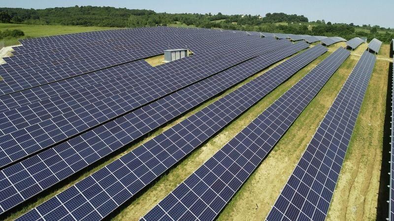 Güneş santralleri 3 bin 405 evin günlük elektriğini sağlıyor