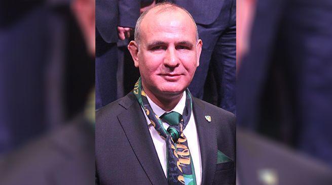 Kocaelisporlu yönetici babasını kaybetti.