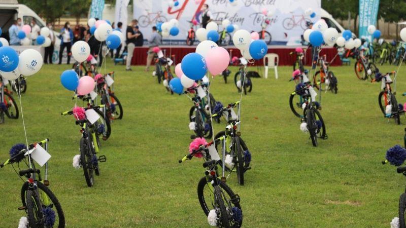 Büyükşehir 41 gence bisiklet hediye edecek!