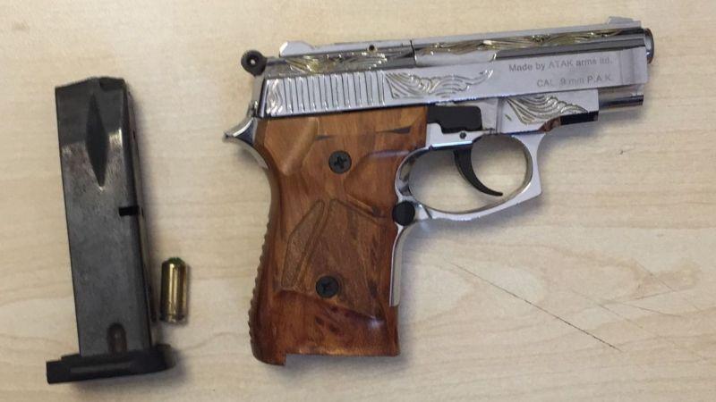 Silah atma olaylarına karşı 14 şahsa işlem uygulandı!