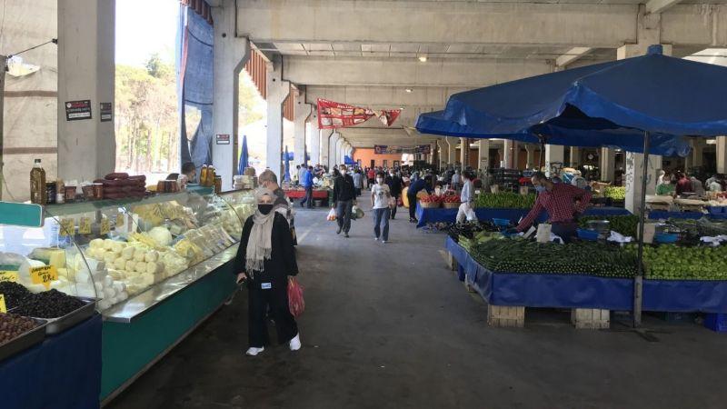 Kocaeli'de pazarlar bugün yeniden açıldı!