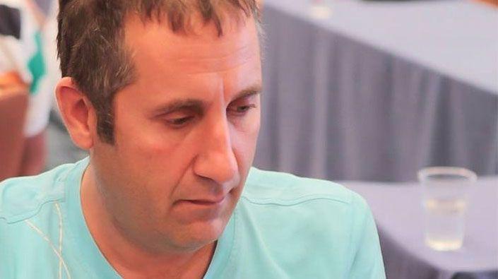 Gölcüklü Dünya şampiyonu Okay Gür kalbine yenildi