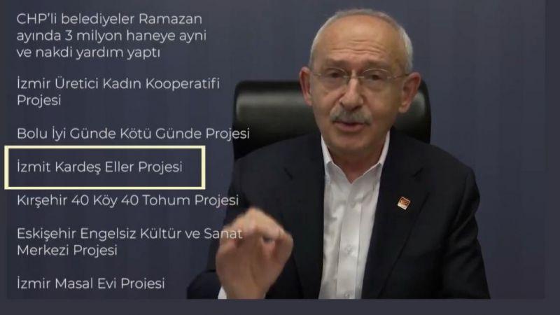 """Güney: """"İzmit'in boşa geçen iki yılını Kılıçdaroğlu da onayladı"""""""