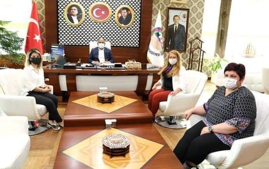 Kadının Eli Kocaeli Kooperatifi ziyaretlerine devam ediyor