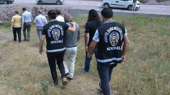 Adeta iğneyle kuyu kazdılar… Kocaeli'de bir yılda 9 faili meçhul cinayet çözüldü!