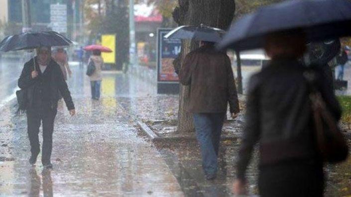 Bu iki güne dikkat… Şiddetli yağmur geliyor!