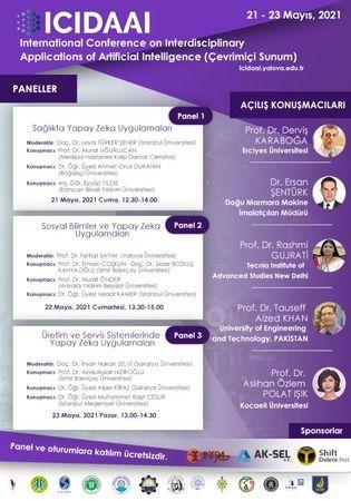 KOÜ'nün destekleriyle uluslararası yapay zekâ uygulamaları konferansı düzenleniyor