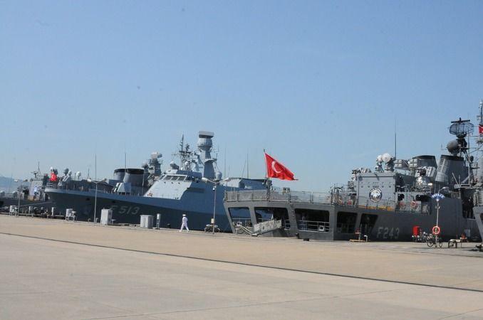 'Denizkurdu 2021' tatbikatı Kocaeli'den yönetilecek