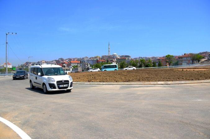 Çayırova Çiftlik Caddesi Kavşağı trafiğe açıldı